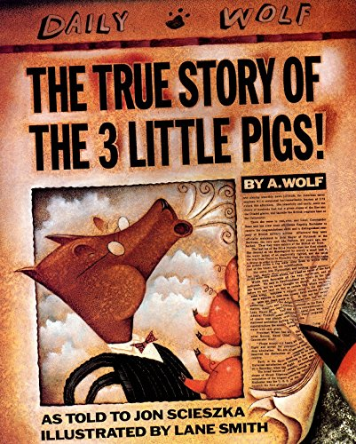 The True Story of the Three Little Pigs por Jon Scieszka