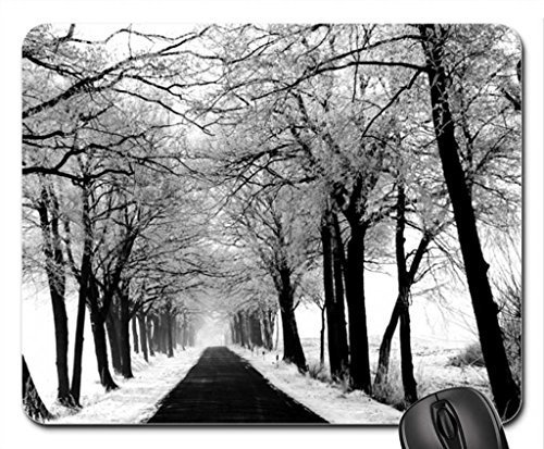 Preisvergleich Produktbild Rimes int the Trees Mouse Pad, Mousepad (Forests Mouse Pad)