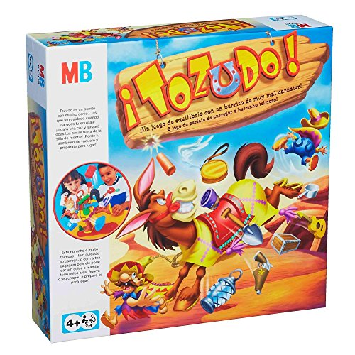 Juegos Infantiles Hasbro - Juego de equilibrio Tozudo (48380B09)
