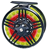 Airflo Switch Black 4/6 Size Fly Fishing Cassette Reel with 5 Spools Ex-Demo