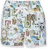 CHRISTIAN LACROIX KIDS Baby-Jungen Badeshorts Short, Multicolore (Let's Play Print), 6-9 Monate (Hersteller Größen: 9M)