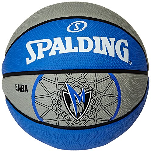 Spalding NBA Dallas Mavericks Team Basketball
