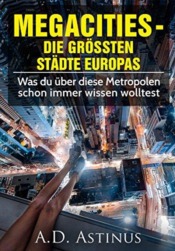 Die größten städte europas
