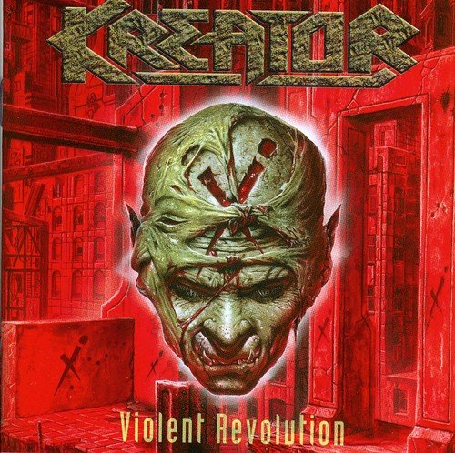 Kreator: Violent Revolution (Audio CD)
