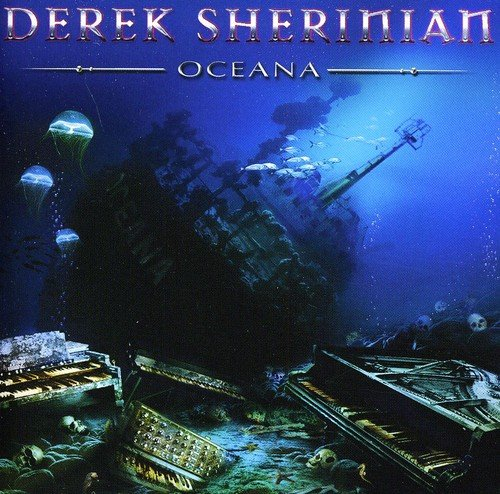 Derek Sherinian: Oceana (Audio CD)