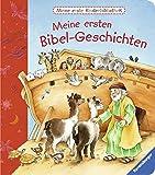 Meine ersten Bibel-Geschichten (Meine erste Kinderbibliothek)