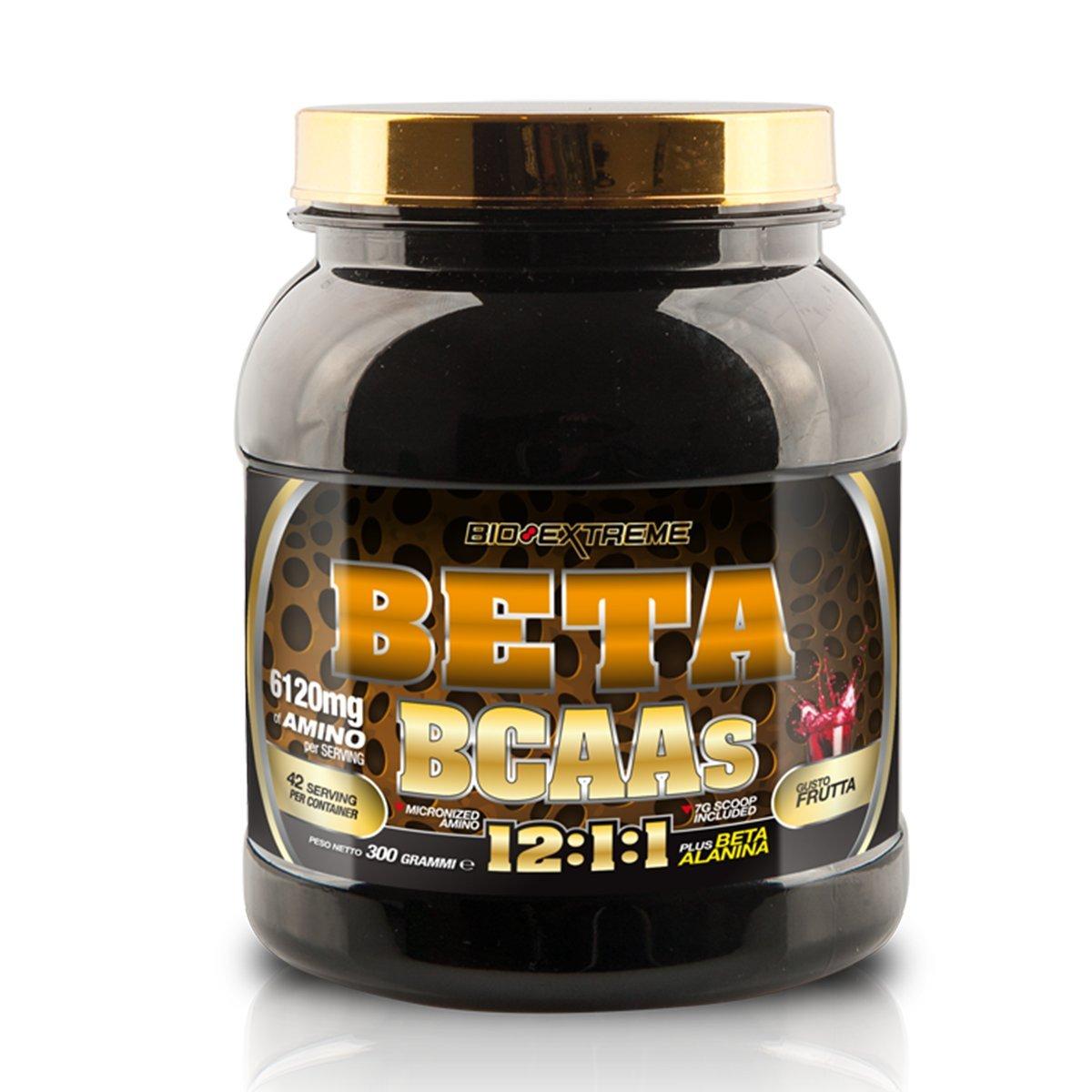 Beta BCAAs - Bio Extreme - aminoacidi per allenamenti molto intensi