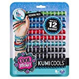 Cool Maker - KumiCools Fashion Pack, Makes Up to 12 Bracelets with The