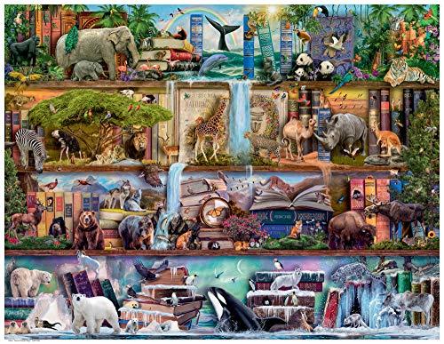 Ravensburger Puzzle 2000 piezas Ciudad Mister