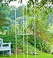 Rankgerüst 10mm Eisen H: 187cm Rankhilfe ECKIG Verzinkt von kuheiga auf Du und dein Garten
