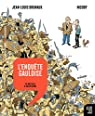Histoire dessinée de la France, tome 2 : L'enquête gauloise par Brunaux
