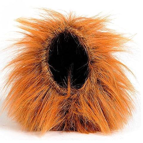 Gros Chien Costumes Pour Halloween - ocsoso perruque de Crinière de lion de
