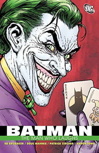 Batman: The Man Who Laughs (Batman: The Man Who Laughs (2005)) (English Edition) por Ed Brubaker