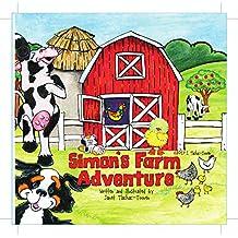 Simon's Farm Adventure (English Edition)