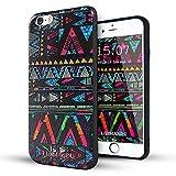 iPhone 6 hülle,iPhone 6s hülle,Lizimandu TPU 3D Handyhülle Muster Case Cover Für iphone6/6s(Afrika Stil/Africa Style)