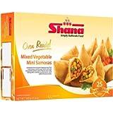Shana Mixed Vegetable Mini Samosas, 500g (Frozen)