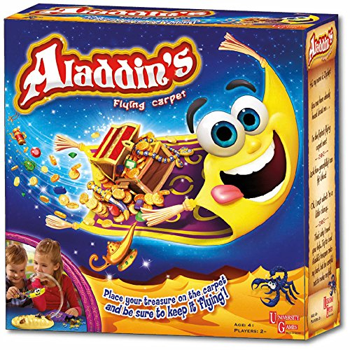 University Games Aladdins Magic Carpet Game