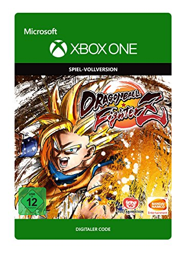 Dragonball Fighter Z [Xbox One - Download Code] (Dragon Ball Z-spiel Für Xbox)