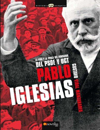 Pablo Iglesias por Gustavo Vidal