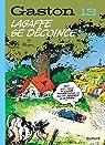 Gaston, tome 13 : Lagaffe se décoince par Franquin