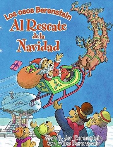 Los Osos Berenstain al Rescate de la Navidad (Berenstain Bears (Harper Paperback)) por Stan Berenstain