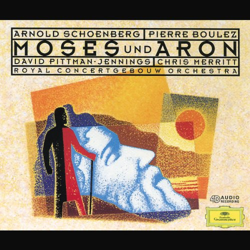 Schönberg : Moses und Aron