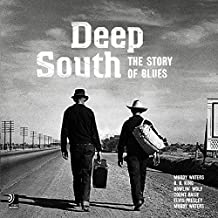 Deep South: The Story of Blues (Fotobildband inkl. 4 Musik-CDs) (earbooks)