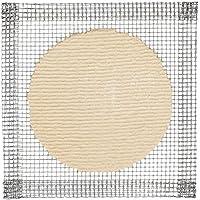 neoLab 1-6081 Keramik-Drahtnetz, 12 cm x 12 cm