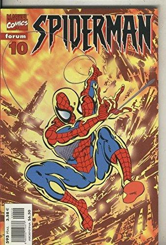 Spiderman tercera serie, prestigio lomo rojo numero 10