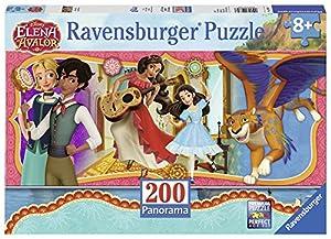 Ravensburger Puzzle 200 Piezas XXL, Panorama, Elena de Avalor (12689) , Modelos/colores Surtidos, 1 Unidad