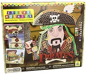 Orb Factory Sticky Mosaics Pirates