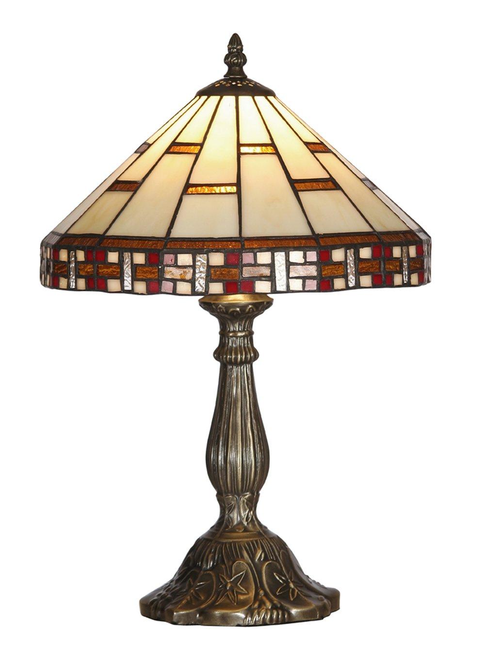 Aremisia Tiffany Table Lamp: Amazon.co.uk: Lighting