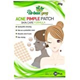 Urban yog Acne Pimple Patch - Invisible Facial Stickers cover with 100% Hydrocolloid, Pimple/Acne Absorbing patch (36…