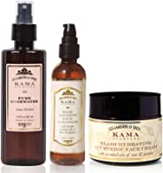 Kama Ayurveda Daily Face Care Regime for women, 350g
