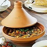 Mason Cash Terracotta Tagine, Moroccan Tagine, North African Tagine, Clay Tagine, Tagine Pot
