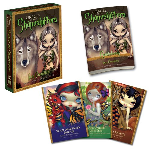 Oracle of the Shapeshifters: Mystic Familiars for Times of Transformation and Change por Lucy Cavendish