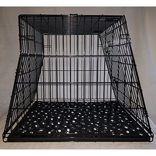 Pet World Space Saver Arrows Hunde-Transportkäfig Kombi & 4 x 4 Kofferraum Travel Box Puppy