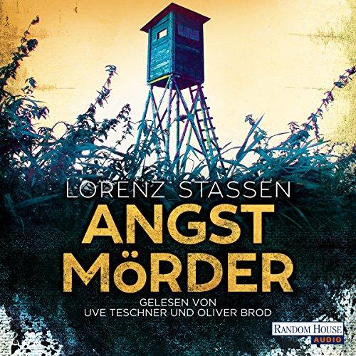 Buchseite und Rezensionen zu 'Angstmörder' von Lorenz Stassen