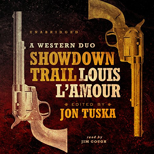 Showdown Trail  Audiolibri