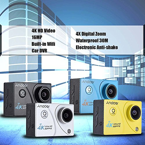 Andoer-4K-30FPS-1080P-60FPS-Full-HD-DV-20in-LTPS-LCD-Pantalla-WIFI-Wifi-Impermeable-170–Gran-Angular-Accin-Cmara-Deportiva-Videocmara-DVR-Coche