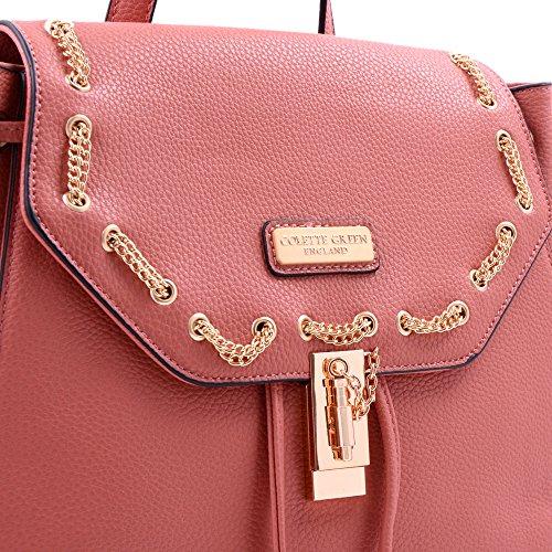 Colette Green, Borsa a zainetto donna Medium Pink