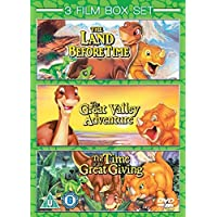 The Land Before Time 1-3