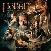 Hobbit Official 2018 Calendar - Square Wall Format (Calendar 2018)