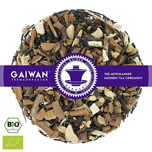N° 1246: tè nero biologique in foglie