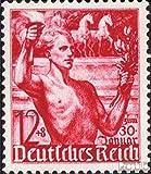 Deutsches Reich 661 1938 5. Jahrestag der Machtergreifung (Briefmarken für Sammler)