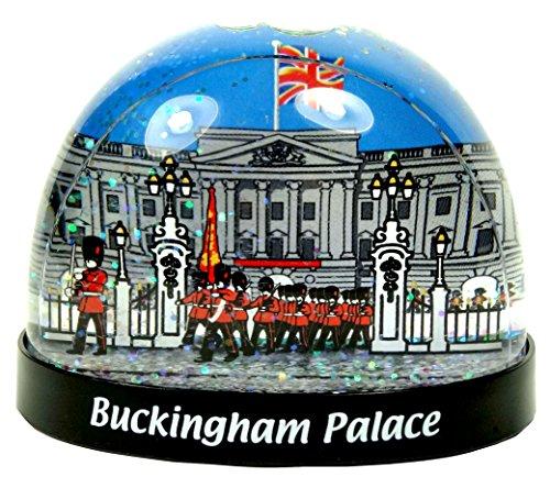 Snowstorms Schneekugel mit London-Motiv, Souvenir zum Sammeln, plastik, Buckingham Place, S