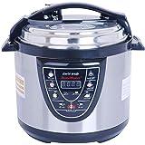 Electric Pressure Cooker 6 Liter - Home Master, Multi Color - HM-756