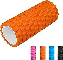 Enkeeo Foamroller/Faszienrolle/sünger rulo/Foam Roller/Yoga/Yogarolle/-Faszientraining, Tiefengewebe-masaj için, huzur,...