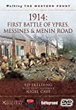 Walking the Western Front 1914 - First Battle of Ypres Messines and Menin Road
