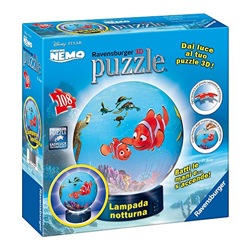 Alla ricerca di Dory Puzzle 3D